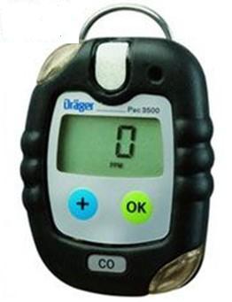 德尔格一氧化碳检测仪Pac3500