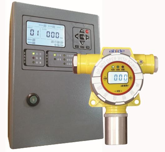 ARD800W无线乙炔千亿国际886、实验室乙炔浓度报警仪